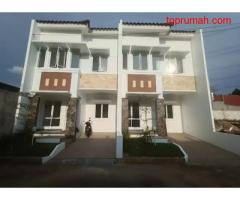 Dijual Rumah Baru di Jalan Raya PLN, Gandul, Cinere – Depok AG1237