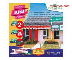 Rumah Subsidi, Perumahan Puri Harmoni, Cikasungka, Tangerang MP359