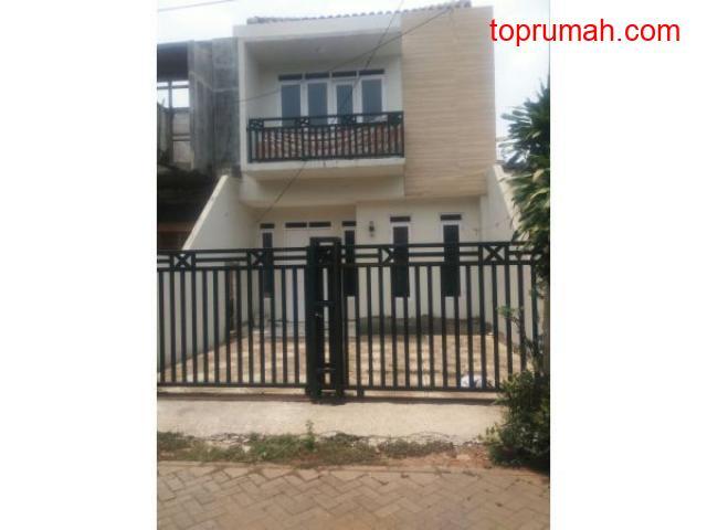 Rumah Dijual Strategis, Bangunan Baru Model Cluster, Di Taman Asri Jakarta