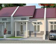 Rumah Murah 100 Jutaan Pinggir Jalan Raya D Griya Satya Malang