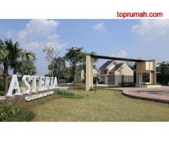 Cluster Asteria Panongan Tangerang, Rumah Mewah Harga Murah MD760