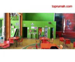 di jual gedung exs futshal di pecilon Cirebon