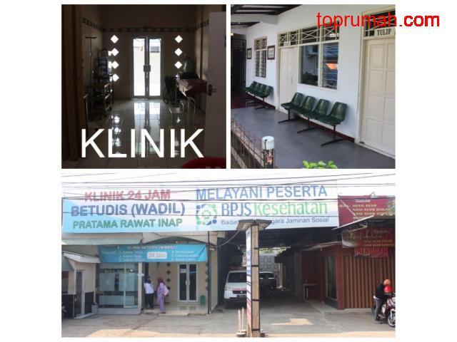Dijual Tempat Usaha Beserta Rumah Tinggal Luas di Bogor PR1713