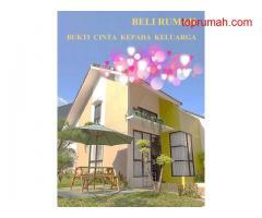 Dijual Rumah Cantik, Asri dan Nyaman di Cluster Nusa Aryana Tangerang MD718