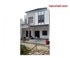 Rumah Cluster Baru Duren Sawit
