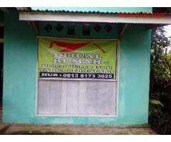 Dijual rumah type 45 (upgrade) daerah Dinopi Tolitoli