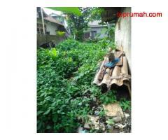 Jual tanah 363m2 (rumahnya gratis)