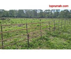 Tanah kavlingan harga murah meriah lokasi desa simpang mbacan