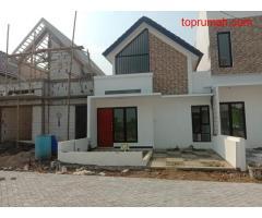 Rumah Mewah Strategis 7 Menit Dari Exit Tol Karanglo Jawara Land