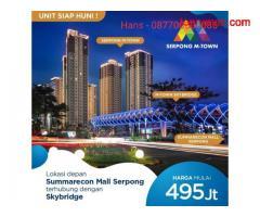Apartemen M-Town Residence Summarecon Serpong MD767