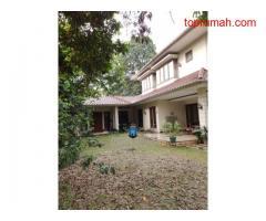 Jual Rumah Dengan Tanah Luas Harga Miring di Jati Padang, Jakarta AG1256