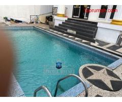 Dijual Rumah Klasik Fully Furnished di Kwitang, Jakarta Pusat AG1258