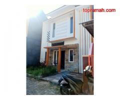 Rumah Baru 2 Lantai Siap Huni 600 Jtan Di Ikan Tombro Lowokwaru Malang