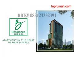 Apartemen B-Residence Grogol, Jakarta Barat, Harga Perdana MD769