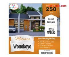 Rumah Murah Area Timur Kota Malang Mutiara Residence Wonokoyo