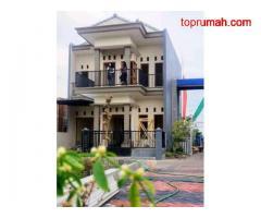 Rumah 2 Lantai Megah Dekat Stasiun Kepanjen Griya Nirwana Sukoraharjo