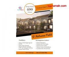 Miliki Smart Home Cuma 6 Juta Di Timur Exit Tol Pakis D'Natrama
