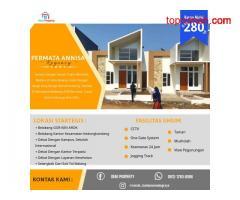 Rumah Model Villa Di Tengah Kota Malang Permata Annisa Wonokoyo