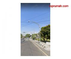 Tanah Bagus Untuk Semua Usaha, Jalan Raya di Sumber Banjarsari Surakarta Jawa Tengah
