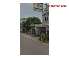 Di Jual Rumah + Ruko, harga 60 jt/M2, berminat hub. Narawi  Hp/WA 08138