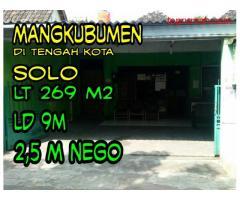 Rumah Dekat Solo Paragon, Solo