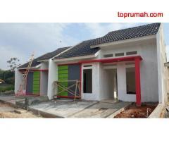 Rumah baru syariah termurah tanpa bunga cicilan flat