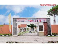 Rumah Tanpa Uang Muka dan Berhadiah Langsung di Riscon Green Jatayu