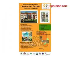 Rumah syariah murah Bekasi