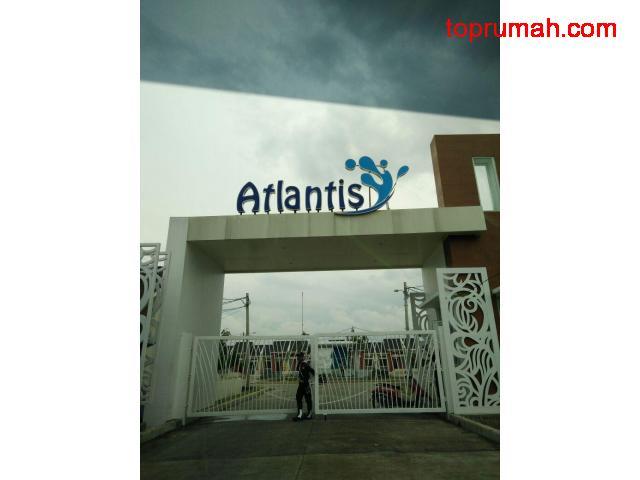 Rumah di Jual  di Segara City CLUSTER ATLANTIS