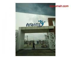 Rumah disewakan SEGARA CITY  CLUSTER ATLANTIS