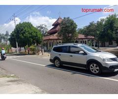 Tanah Strategis Bonus Rumah Siap Huni Kedawung Sragen