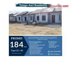 Promo Rumah Subsidi Murah Telaga Asri 100 Jtan Dekat Dispenduk Malang