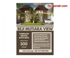 Promo Rumah Villa Beji Mutiara View Dekat BNS 300 Jutaan Kota Batu