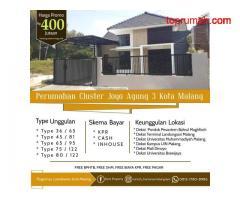 Rumah Siap Bangun Joyo Agung 3 Kawasan Kampus Lowokwaru Kota Malang
