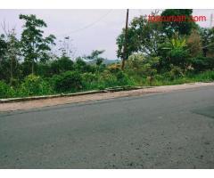 Tanah 8764m² Barat Kantor Kecamatan Ngargoyoso Karanganyar