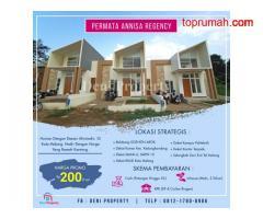 Rumah Modern Dekat RSUD Kota Malang Permata Annisa Wonokoyo