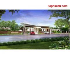 Rumah Cluster New Shinano Jakarta Garden City MD783
