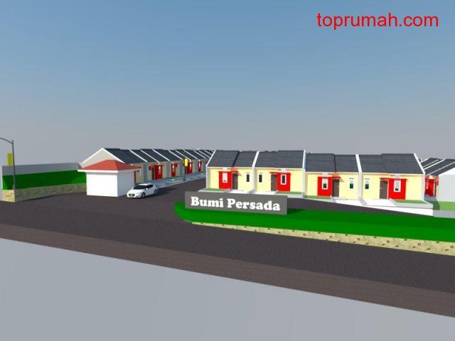 Rumah Tanpa DP Hanya 1 Juta sudah bisa punya rumah griya bumi persada langensari sukabumi