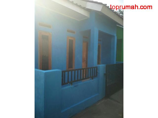 Dijual rumah daerah citayam(tdk masuk mobil)