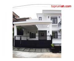 Disewakan Rumah Mewah Full Furnish 2 Lantai di Kemanggisan Jakarta Barat