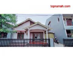 SEWA Rumah Bagus di Manyar Indah daerah Menur Pumpungan Surabaya