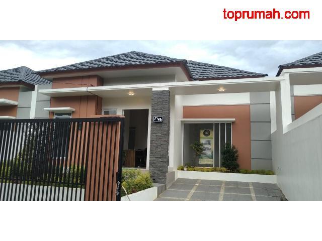 Dijual Rumah Baru Type 75/150 di Perumahan Zizani & Bukit Julif Kota Padang