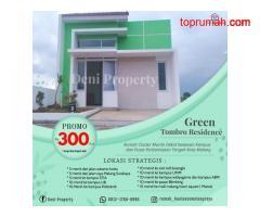 Promo Rumah Murah Di Green Tombro Tasikmadu Dekat Suhat Kota Malang