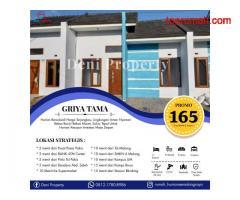 Promo Rumah Subsidi Cicilan Ringan Di Griya Tama Dekat Exit Tol Pakis