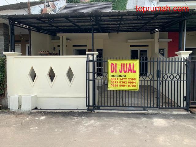Rumah Dijual di Ciputat Tangerang Selatan Dekat Stasiun KRL Sudimara