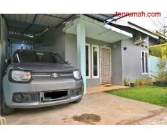 Rumah Dijual Murah di Perumahan Griya Rindang Alam Pauh Dekat Kampus UNAND