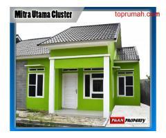 Rumah dijual dijalan Mitra Utama Cluster