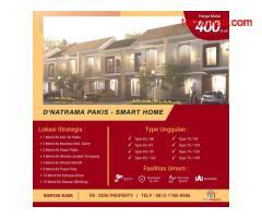 Promo Smarthome Murah 2 Lantai Di D Natrama Dekat Exit Tol Pakis