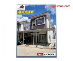 Rumah di jual di jalan Rebung / Lobak
