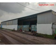 Gudang Murah Harga Terjangkau di Kompleks Pergudangan Kalianak Surabaya